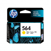 HP CB320WA 564 Yellow Genuine Original Printer Ink Cartridge