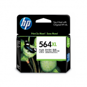 HP CB322WA 564XL Black Genuine Original Printer Photo Cartridge