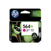 HP CB324WA 564XL Magenta Genuine Original Printer Ink Cartridge