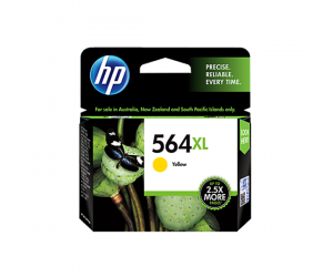 HP CB325WA 564XL Yellow Genuine Original Printer Ink Cartridge