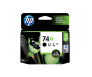 HP CB336WA 74XL Black Genuine Original Printer Ink Cartridge