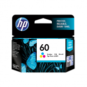 HP CC643WA 60 Tri-Colour Genuine Original Printer Ink Cartridge
