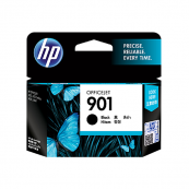 HP CC653AA 901 Black Genuine Original Printer Ink Cartridge