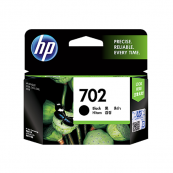 HP CC660AA 702 Black Genuine Original Printer Ink Cartridge