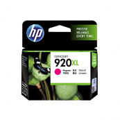 HP CD973AA 920XL Magenta Genuine Original Printer Ink Cartridge