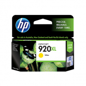 HP CD974AA 920XL Yellow Genuine Original Printer Ink Cartridge