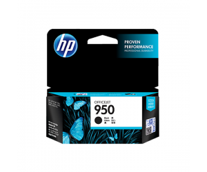 HP CN049AA 950 Black Genuine Original Printer Ink Cartridge