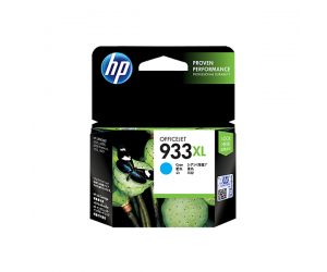 HP CN054AA 933XL Cyan Genuine Original Printer Ink Cartridge