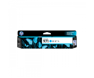HP CN622AA 971 Cyan Genuine Original Printer Ink Cartridge