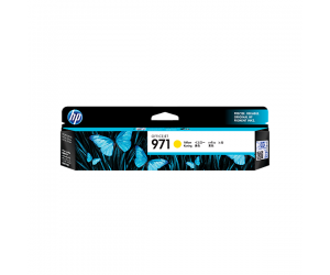 HP CN624AA 971 Yellow Genuine Original Printer Ink Cartridge