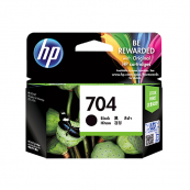 HP CN692AA 704 Black Genuine Original Printer Ink Cartridge