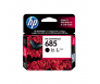 HP CZ121AA 685 Black Genuine Original Printer Ink Cartridge