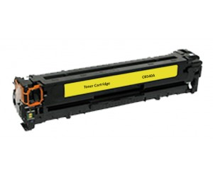 TonerGreen CB542A 125A Yellow Compatible Printer Toner Cartridge
