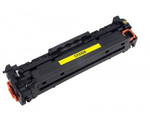 TonerGreen CC532A 304A Yellow Compatible Printer Toner Cartridge