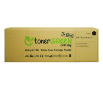 TonerGreen CE255A 55A Black Compatible Printer Toner Cartridge