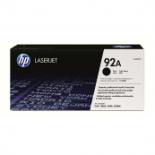 HP C4092A 92A Black Genuine Original Printer Toner Cartridge