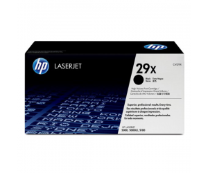 HP C4129X 29X Black Genuine Original Printer Toner Cartridge