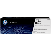 HP C8543X 43X Black Genuine Original Printer Toner Cartridge