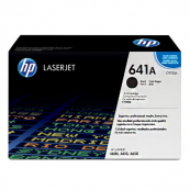 HP C9720A 641A Black Genuine Original Printer Toner Cartridge