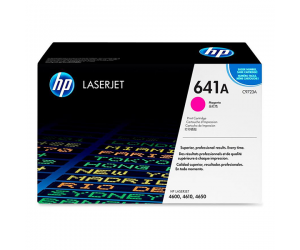 HP C9723A 641A Magenta Genuine Original Printer Toner Cartridge