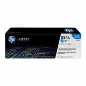 HP CB381A 824A Cyan Genuine Original Printer Toner Cartridge