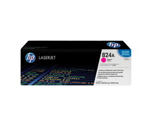 HP CB383A 824A Magenta Genuine Original Printer Toner Cartridge
