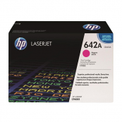 HP CB403A 642A Magenta Genuine Original Printer Toner Cartridge