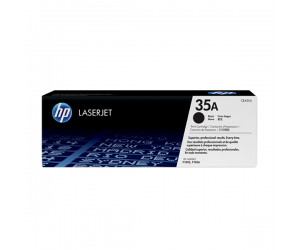 HP CB435A 35A Black Genuine Original Printer Toner Cartridge