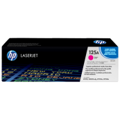 HP CB543A 125A Magenta Genuine Original Printer Toner Cartridge