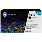 HP CE260A 647A Black Genuine Original Printer Toner Cartridge