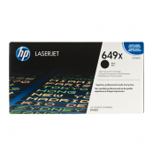 HP CE260X 649X Black Genuine Original Printer Toner Cartridge