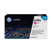 HP CE263A 648A Magenta Genuine Original Printer Toner Cartridge