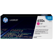 HP CE273A 650A Magenta Genuine Original Printer Toner Cartridge