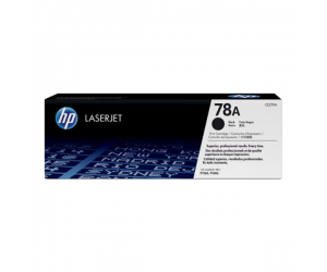 HP CE278A 78A Black Genuine Original Printer Toner Cartridge