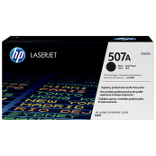 HP CE400A 507A Black Genuine Original Printer Toner Cartridge