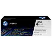 HP CE410A 305A Black Genuine Original Printer Toner Cartridge