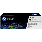 HP CE410X 305X Black Genuine Original Printer Toner Cartridge