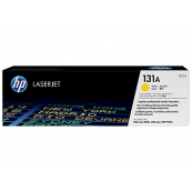 HP CF212A 131A Yellow Genuine Original Printer Toner Cartridge