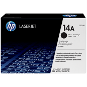 HP CF214A 14A Black Genuine Original Printer Toner Cartridge