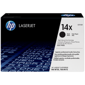 HP CF214X 14X High Capacity Black Genuine Original Printer Toner Cartridge