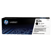 HP CF283A 83A Black Genuine Original Printer Toner Cartridge