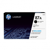 HP CF287A 87A Black Genuine Original Printer Toner Cartridge
