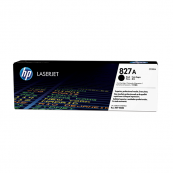 HP CF300A 827A Black Genuine Original Printer Toner Cartridge