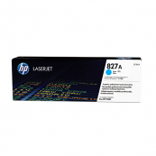 HP CF301A 827A Cyan Genuine Original Printer Toner Cartridge