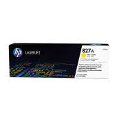 HP CF302A 827A Yellow Genuine Original Printer Toner Cartridge