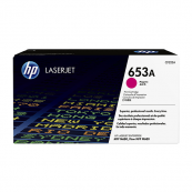 HP CF323A 653A Magenta Genuine Original Printer Toner Cartridge