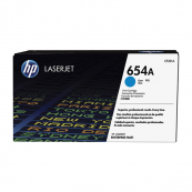 HP CF331A 654A Cyan Genuine Original Printer Toner Cartridge