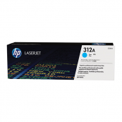 HP CF381A 312A Cyan Genuine Original Printer Toner Cartridge