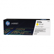 HP CF382A 312A Yellow Genuine Original Printer Toner Cartridge
