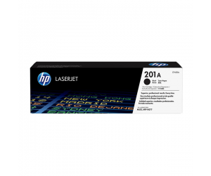HP CF400A 201A Black Genuine Original Printer Toner Cartridge